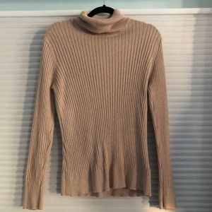 Croft and Barrow Ribbed Turtleneck Sweater